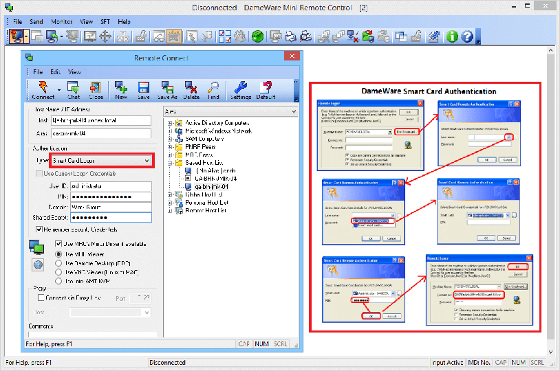 DameWare Remote Support | Unipress Software